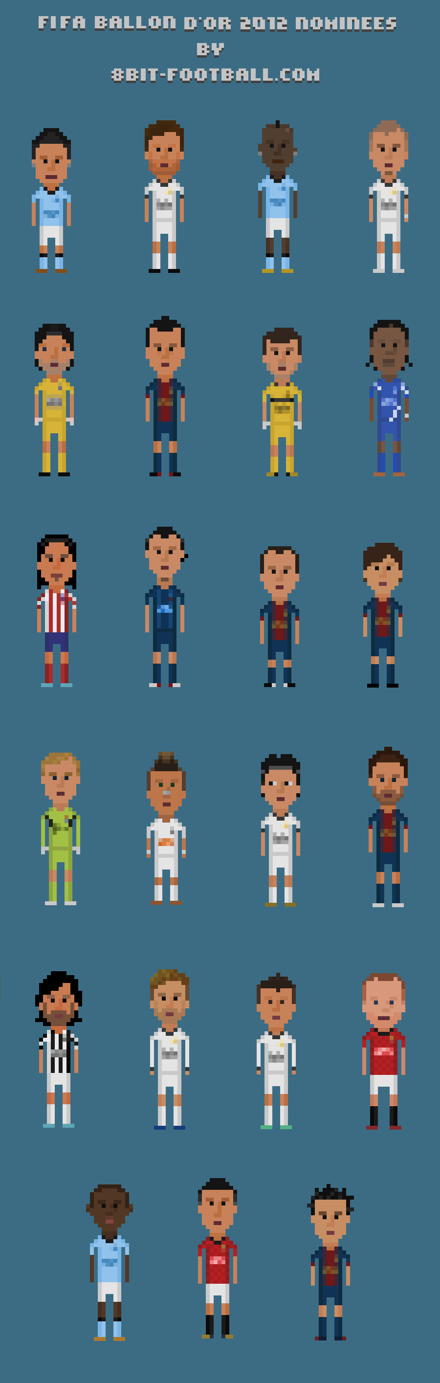 8bit Football Football In Pixel Art